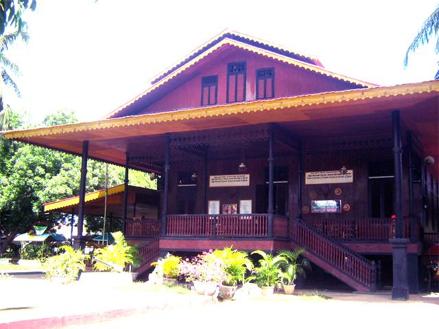 Rumah Adat Di Gorontalo Juliojackalz S Blog